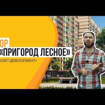 Обзор ЖК Пригород Лесное от застройщика Самолет Девелопмент