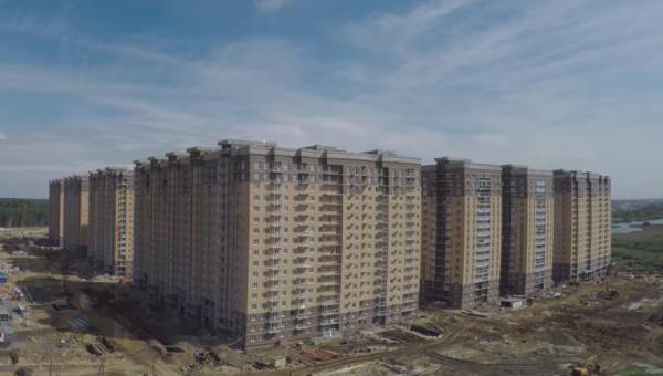 Самолет Девелопмент Люберцы 2016